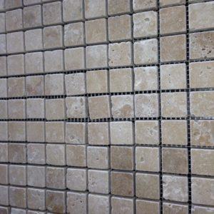 mozaic travertin marmura