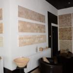 Tablouri din marmura, precum si placarea peretilor cu marmura si granit.