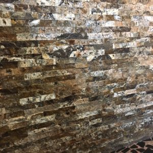 marmur art piatra naturala travertin onix - perete disponibil la MarmurArt showroom Slatina