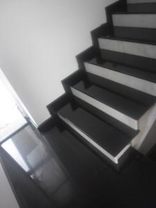 scara granit negru pret. Trepte Granit negru eleganta si durabilitate - Marmur Art Slatina